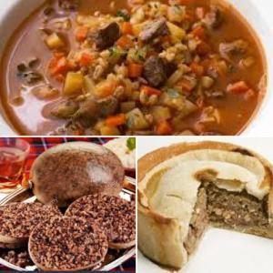 comida collage