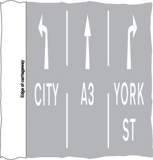 indication-of-traffic-lanes
