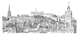 Edimburgo alargada